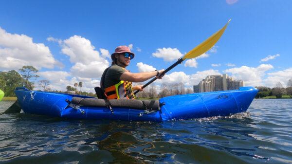 Foldable Kayak - Xplore1